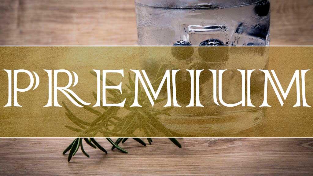Mejor Ginebra Premium